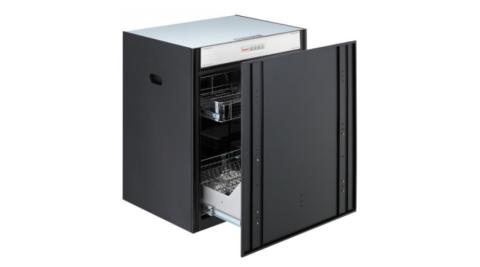 (全省安裝)林內嵌門式落地臭氧50公分烘碗機RKD-5035S