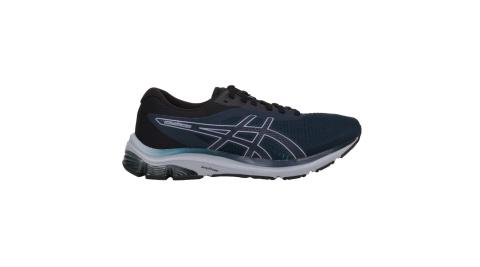 ASICS GEL PULSE 12 男慢跑鞋-運動 路跑 亞瑟士 藍綠黑@1011A844-403@