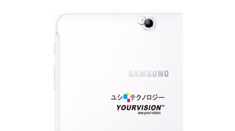 Samsung GALAXY Tab S2 T815 9.7吋攝影機鏡頭專用光學顯影保護膜-贈拭鏡布