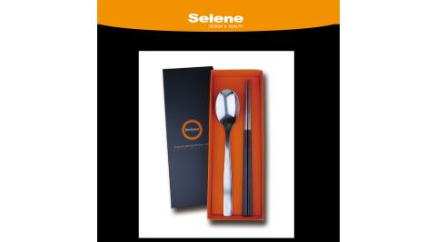 Selene 304不銹鋼二件式環保餐具 TJ2-1361