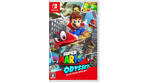【Nintendo】Switch 超級瑪利歐 奧德賽 (中文版)