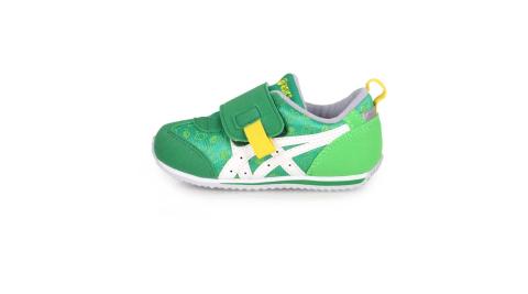 ASICS IDAHO SPORTS PACK BABY 男女小童休閒運動鞋 綠白黃@1144A026-300@