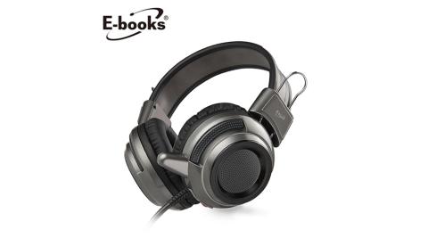 【E-books】SZ1 攔截者耳罩型電競耳麥