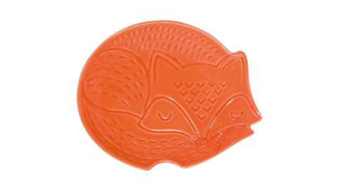 《NOW》陶瓷鏟匙盤(狐狸)