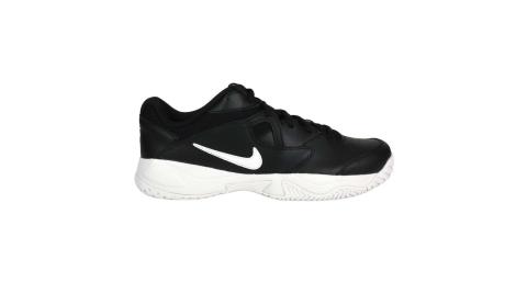 NIKE COURT LITE 2 男網球鞋-訓練 運動 黑白@AR8836005@