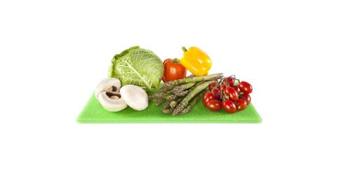 《TESCOMA》冰箱蔬果保鮮墊(綠)