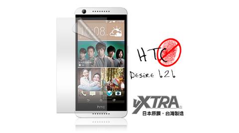 VXTRA HTC Desire 626 防眩光霧面耐磨保護貼