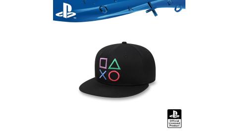 PlayStation 四色符號立體電繡潮帽(OLP-ACC-14)