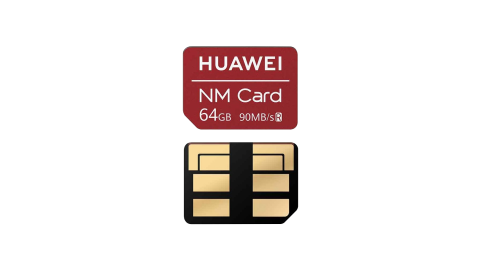 HUAWEI華為 原廠NM Card 64GB 存儲卡