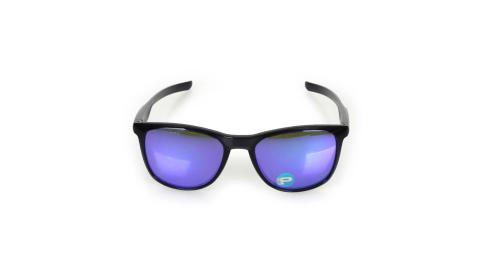 OAKLEY TRILLBE X POL  - 附鏡袋無鼻墊 抗UV 太陽眼鏡 黑紫@OAK-OO9340-03@