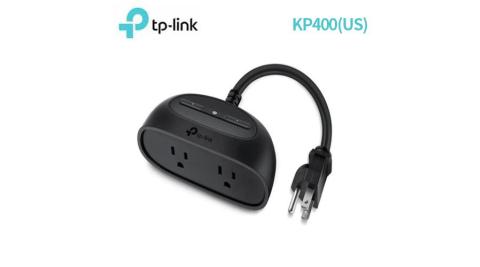 TP-LINK KP400(US) Kasa 戶外型智慧插座