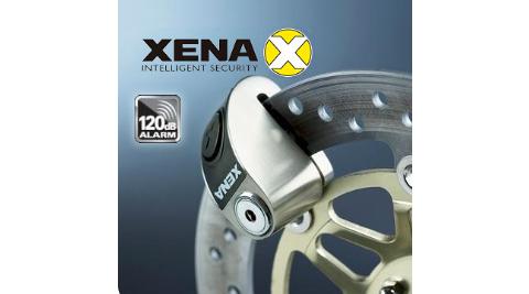 英國 XENA XZZ5LSS 不鏽鋼警報碟剎機車鎖(送收納袋)