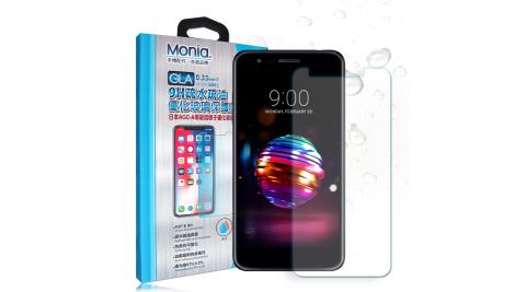 MONIA LG K11+ / K11 Plus 日本頂級疏水疏油9H鋼化玻璃膜 玻璃保護貼(非滿版)