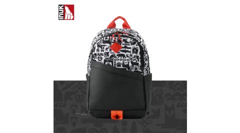 【INUK】極地冒險   NORDIC ADVENTURE Hardanger BK   後背包 17L 休閒包/旅遊包/後背包
