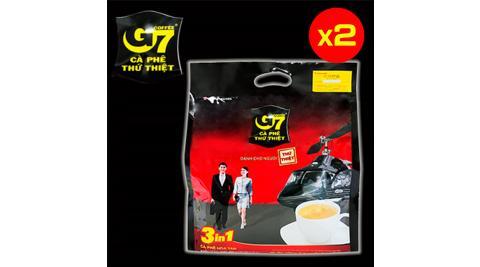 【越南】G7三合一咖啡 50入(袋裝)X2