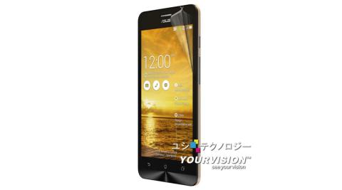 ASUS ZenFone 5 A500KL 晶磨抗刮高光澤(亮面)螢幕保護貼 螢幕貼(2入)