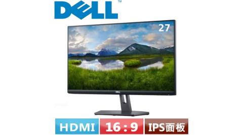 DELL 27型 IPS液晶螢幕 S2721NX