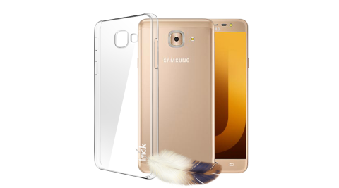 三星 Samsung Galaxy J7 Max 5.7吋 超薄羽翼II水晶殼 手機殼(耐磨版)