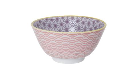 《Tokyo Design》圖騰餐碗(紫12cm)