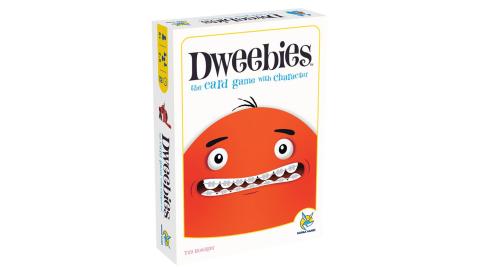 益智玩具 歐美桌遊 Dweebies 中文版