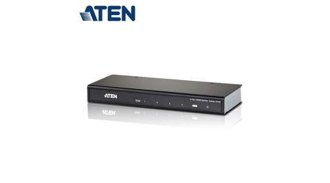 【ATEN 宏正】4埠 HDMI 影音分配器 4K2K (VS184A)