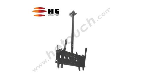 HE H6540D 37~85吋 LED雙螢幕懸吊電視架