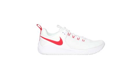 NIKE WMNS ZOOM HYPERACE 2 女排球鞋-訓練 氣墊 白紅@AA0286106@