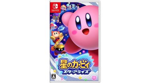 【NS 遊戲】任天堂 Switch 星之卡比 新星同盟