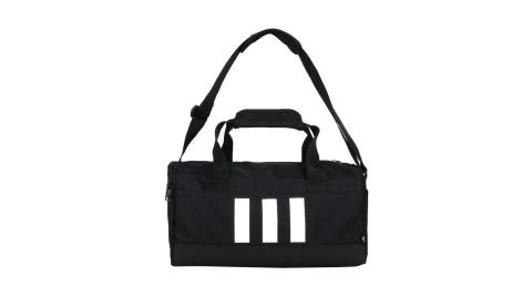 ADIDAS 小型圓筒包-側背包 裝備袋 手提包 肩背包 14L 愛迪達 黑白@GN1540@
