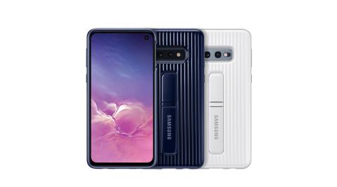 SAMSUNG Galaxy S10e 原廠立架式保護皮套 (台灣公司貨)