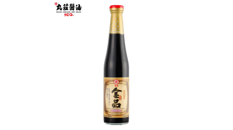 預購《丸莊》金品黑豆蔭油清420ml/瓶 (共2瓶)