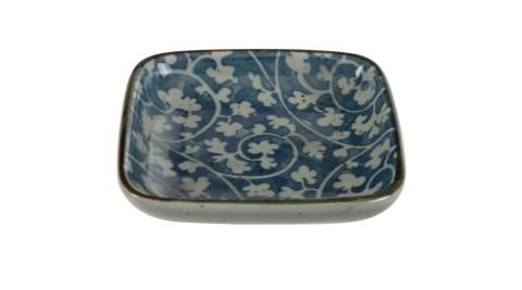 《Tokyo Design》方形瓷製醬料碟(銀杏)