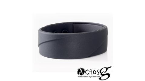 MASSA-G X ACHOS【ARC Master-Black】鍺鈦手環