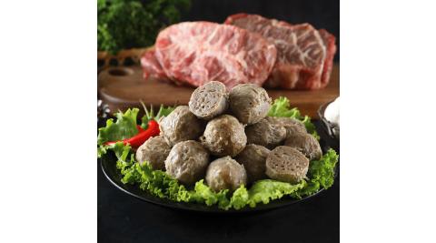 創鮮家牛肉丸300g包共2包