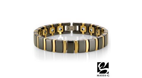MASSA-G Deco系列《暗黑風華》陶瓷手環