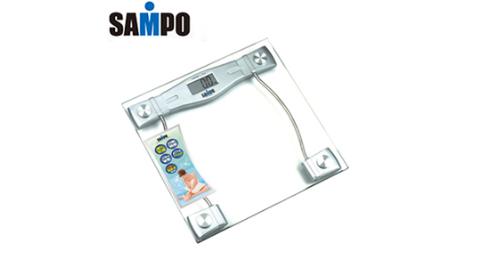 SAMPO聲寶 造型電子體重計BF-L904ML