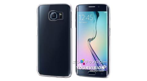 Samsung GALAXY S6 edge 超耐塑晶漾高硬度手機殼