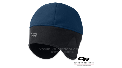【Outdoor Research】Wind Warrior Hat™ 超輕防風透氣保暖護耳帽/僅60g_83165(243548)-0289 深藍