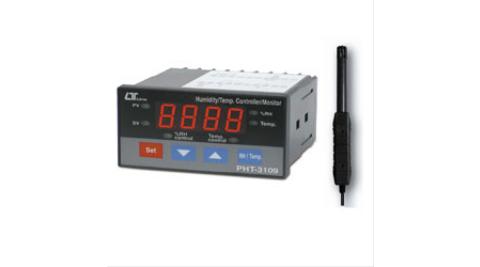 Lutron PHT-3109 溫濕度設定顯示錶