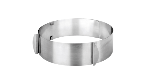 《IBILI》Clasica可調式不鏽鋼塑型環(圓17cm)