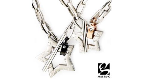 MASSA-G Deco系列【星空物語】 鍺鈦對鍊