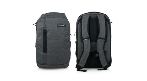 DAKINE 商務後背包32L-雙肩包 肩背包 筆電包 15吋筆電 旅行包 深灰黑@10002052-CARBONII@