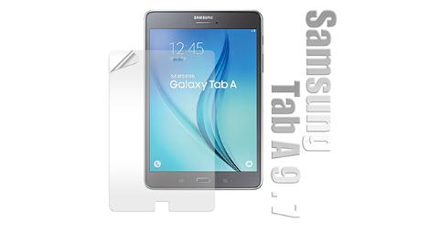 Samsung Galaxy Tab A 9.7 / T550 / T555 高透光亮面耐磨保護貼