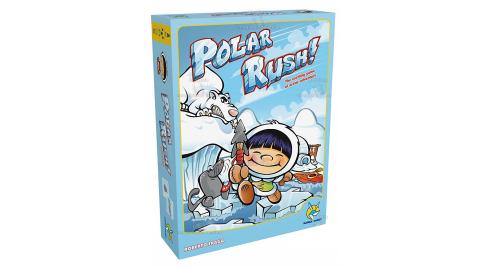 益智玩具 歐美桌遊 Polar Rush! (中文版)