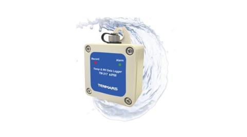 TM-317U溫溼度監測記