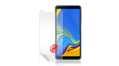 Monia 三星 Samsung Galaxy A7 (2018) 防眩光霧面耐磨保護貼 保護膜 (非滿版)