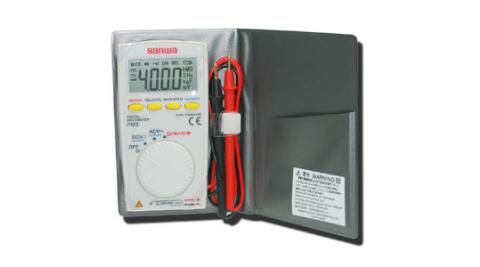 SANWA 日製名片型電表 PM-3