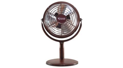 【東銘】6吋復古迷你風扇 TM-6001