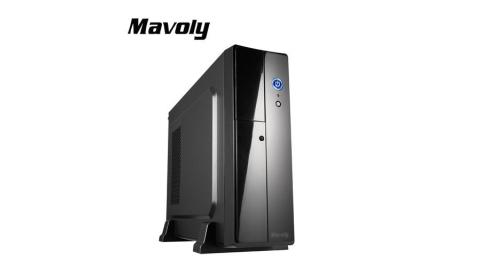 Mavoly 松聖 小紅莓 USB3.0 黑化機殼-黑