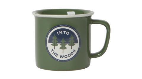 《NOW》Heritage馬克杯(woods)